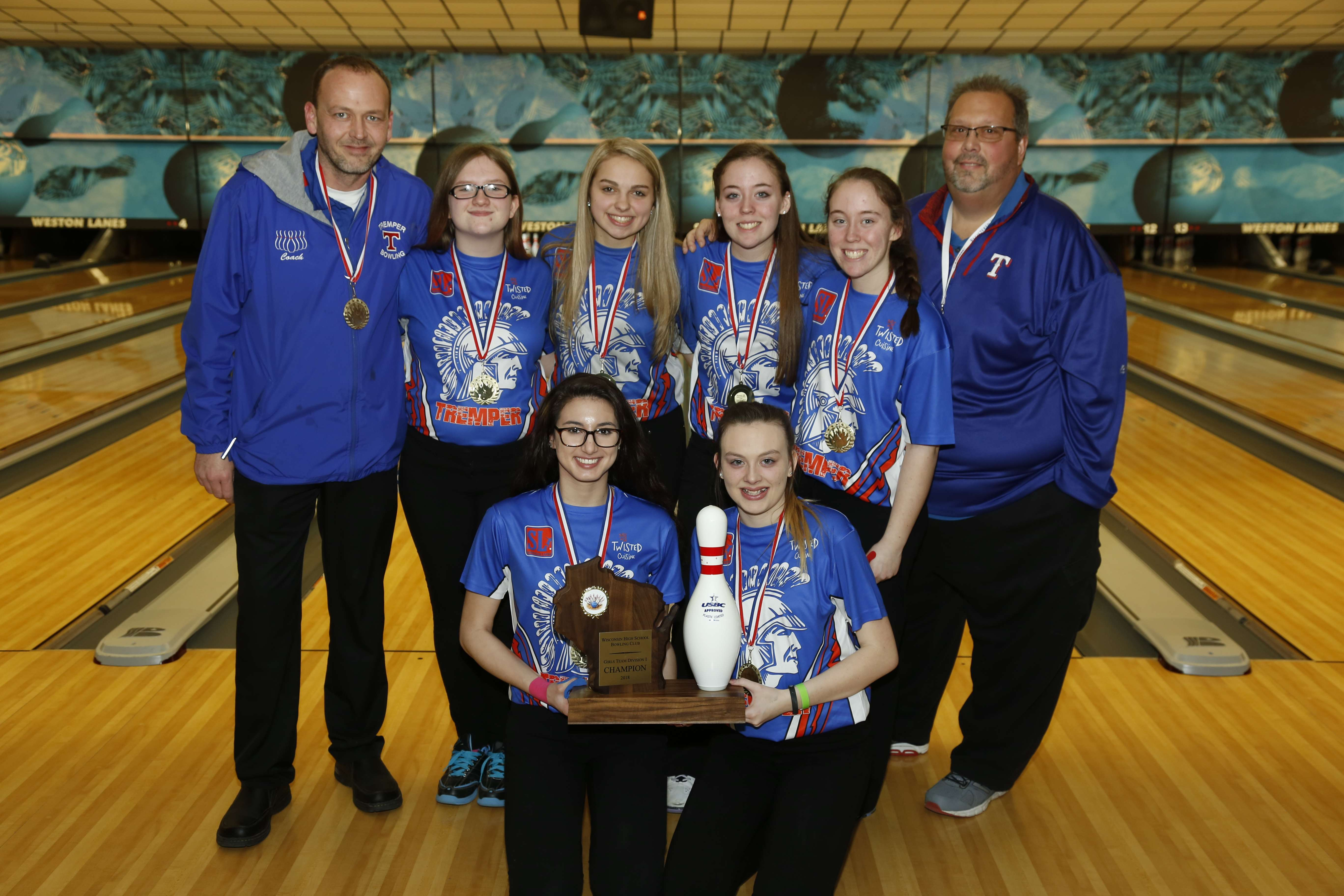 2018 Wi Hsbc State Championships Results Bowling Centers Association Of Wisconsin
